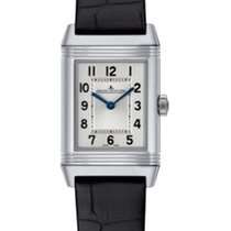 Jaeger-LeCoultre Reverso Classic Small Acero Plata Árabes