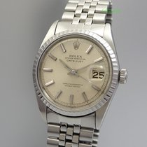 Rolex Oyster Perpetual Datejust 1603 from 1970 Stahl/ Stahl...