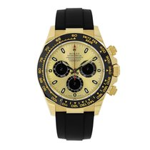 Rolex Daytona Yellow gold 40mm Gold No numerals United States of America, New York, New York