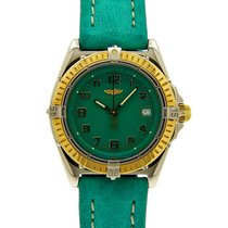 Breitling Wings Lady Gold/Steel