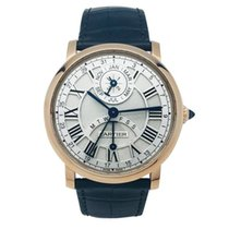 Cartier Rotonde de Cartier occasion 40.5mm Or rose
