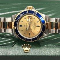 Rolex Submariner Diamond Dial 2016