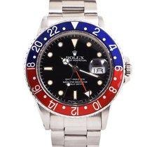 Rolex GMT-Master 16750 Service Paper