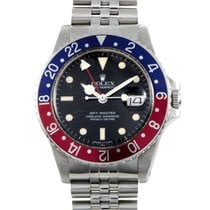 Rolex GMT-Master pre-owned Steel