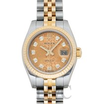 Rolex Lady-Datejust 179173/10 pre-owned