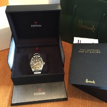 Tudor 79230G Steel Black Bay (Submodel) 41mm