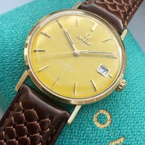 Omega Gold/Steel 34mm Automatic Seamaster DeVille pre-owned