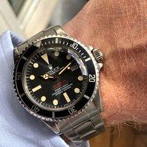 Rolex 1665 Acier 1972 Sea-Dweller 40mm occasion