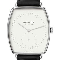NOMOS Lux White gold 36mm Silver