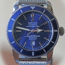 Breitling Superocean Héritage 46 Steel 24mm Blue United States of America, Missouri, Chesterfield