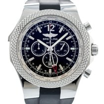 Breitling Bentley GMT Steel 49mm Black United States of America, Georgia, Atlanta