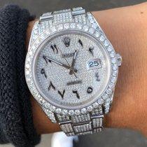 Rolex Acciaio 41mm Automatico 126300 nuovo