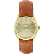 Rolex Or jaune Remontage automatique 36mm occasion Oyster Perpetual 34