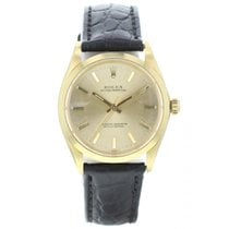 Rolex Oyster Perpetual 34 Or jaune 36mm France, Paris