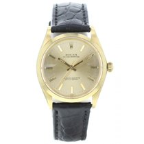 Rolex Oyster Perpetual 34 Yellow gold 36mm