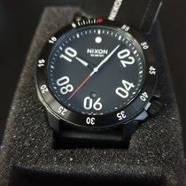 Nixon Steel Quartz A506 001 All Blanck new