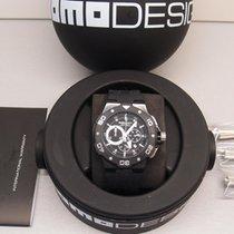 Momo Design Acero 46mm Cuarzo MD1004BK-02BKWT usados
