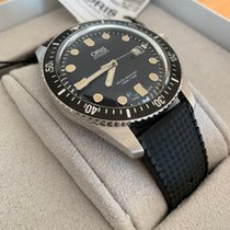 Oris Divers Sixty Five 01 733 7720 4054-07 4 21 18 2019 new