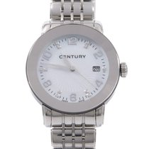Century pre-owned Quartz 30mm White