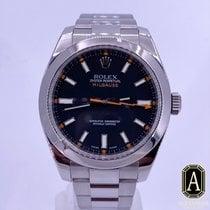 Rolex Milgauss 116400 2008 pre-owned