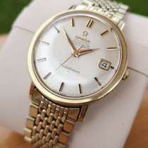 Omega Yellow gold Constellation pre-owned United Kingdom, London