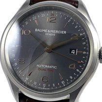 Baume & Mercier Clifton MOA10111 Very good Steel 43mm Automatic