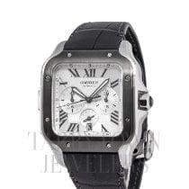 Cartier Santos (submodel) WSSA0017 2019 pre-owned