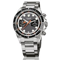 Tudor Men's M70330N-0002 HeritageWatch