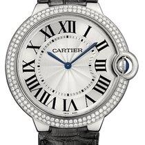 Cartier Ballon Bleu 40mm Oro blanco 40mm