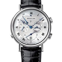 Breguet Brequet Le Réveil du Tsar 5707 18K White Gold Men's Watch