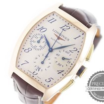 Longines Evidenza Rose gold 34.9mm Silver Arabic numerals United States of America, Pennsylvania, Willow Grove