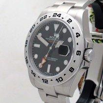 Rolex Explorer II REF. 216570 Verklebt