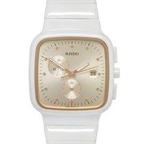 Rado R5.5 Jubile Champagne Dial Quartz Ladies Watch – R28392252