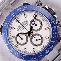 Rolex Daytona Cosmograph 116520 Stainles/Steel 40mm Watch-Whit...