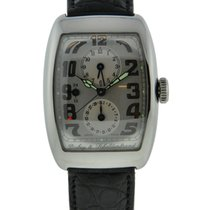 Dubey & Schaldenbrand Steel 33mm Automatic pre-owned
