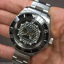 Rolex Sea-Dweller Deepsea Steel 44mm Black United States of America, California, San Francisco