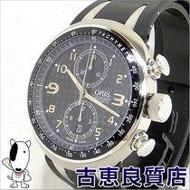 オリス (Oris) Men's Watch Williams Tt3 Titanium Chronograph...