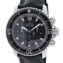 Blancpain Fifty Fathoms Chronograph Flyback 5085F
