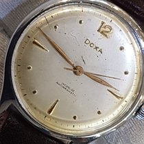 Doxa Ultra Rare Vintage Oversize Doxa Mechanical Cal 1147 38mm+Cr 1960 occasion