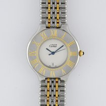 Cartier 21 35mm Two Tone