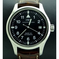 IWC IW3253 Steel Pilot Mark 38mm pre-owned