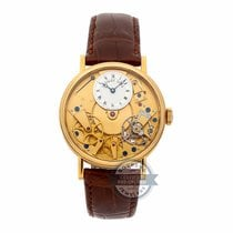 Breguet Tradition pre-owned 37mm Yellow gold