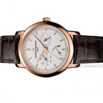 Vacheron Constantin Traditionnelle Rose gold 39.5mm Silver No numerals United States of America, Florida, Aventura