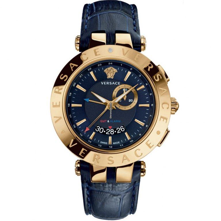 7c36eb58b54 Montres Versace - Afficher le prix des montres Versace sur Chrono24