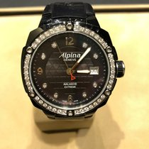 Alpina Avalanche Ceramic 42,0mmmm Mother of pearl Arabic numerals
