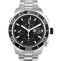 TAG Heuer Aquaracer 500M Steel 43mm Black United States of America, California, San Mateo
