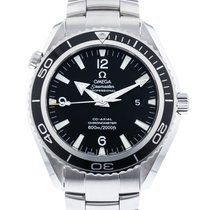 Omega 2200.50.00 Staal 2010 Seamaster Planet Ocean 45.5mm tweedehands