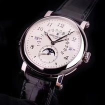 Patek Philippe Minute Repeater Perpetual Calendar 5213G-010 2013 pre-owned