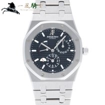 Audemars Piguet 26120ST.OO.1220ST.03 Zeljezo Royal Oak Dual Time 39mm rabljen
