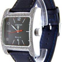 Locman Sport Quadrato Aluminum 36mm Blue United States of America, Florida, Miami
